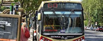 Dietrich negó que se otorgue subsidios extra al transporte de las provincias