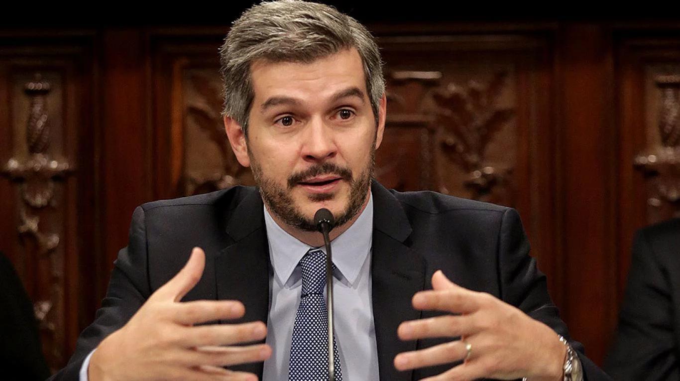 Marcos Peña ratificó el rumbo económico: