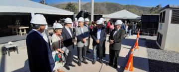El Mollar y Tafí del Valle tendrán más potencia de energía eléctrica para ampliar sus servicios
