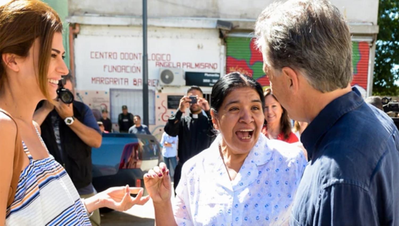 Margarita Barrientos contra los contenedores de Larreta: