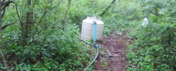 La UNT halló en sus terrenos caños para llevar agua a un country
