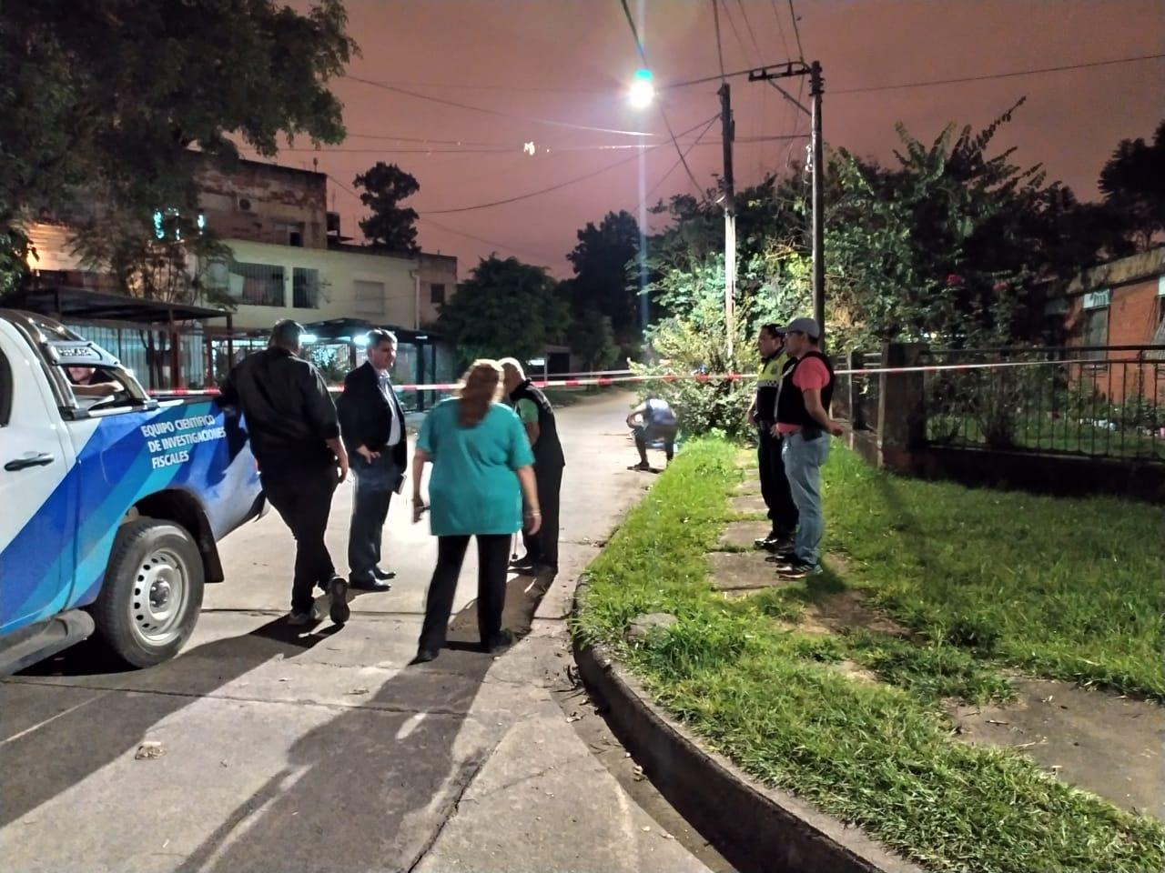Manzur sumó un muerto mas a su lista: asesinaron a un vigía en el barrio Padilla 1