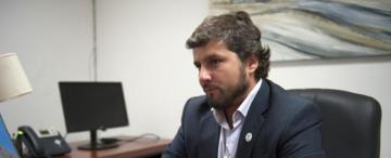 Campero le pide a Alfaro que respete los acuerdos y la dirigencia se divide
