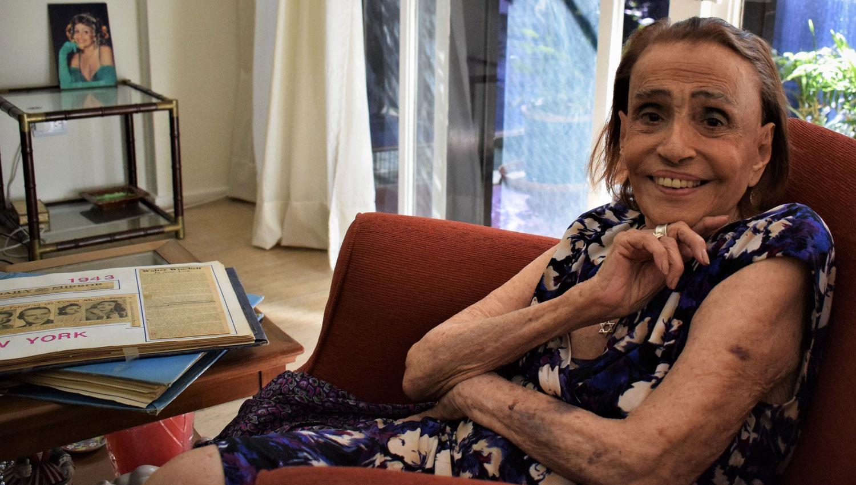 Amelita Vargas murió a los 91 años