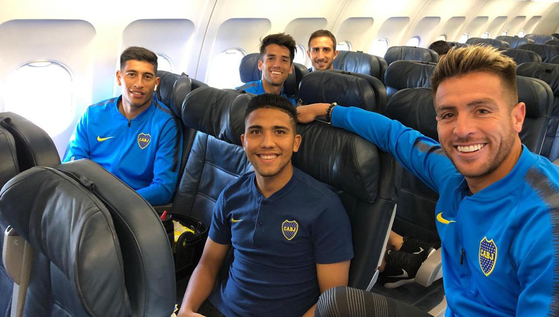 Somos Deporte: La formación de Boca para visitar a Tolima en Colombia