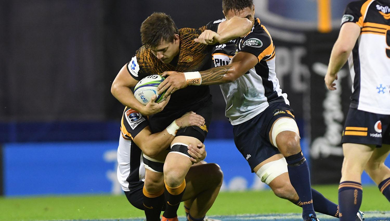 Jaguares dio un paso importante en el Súper Rugby