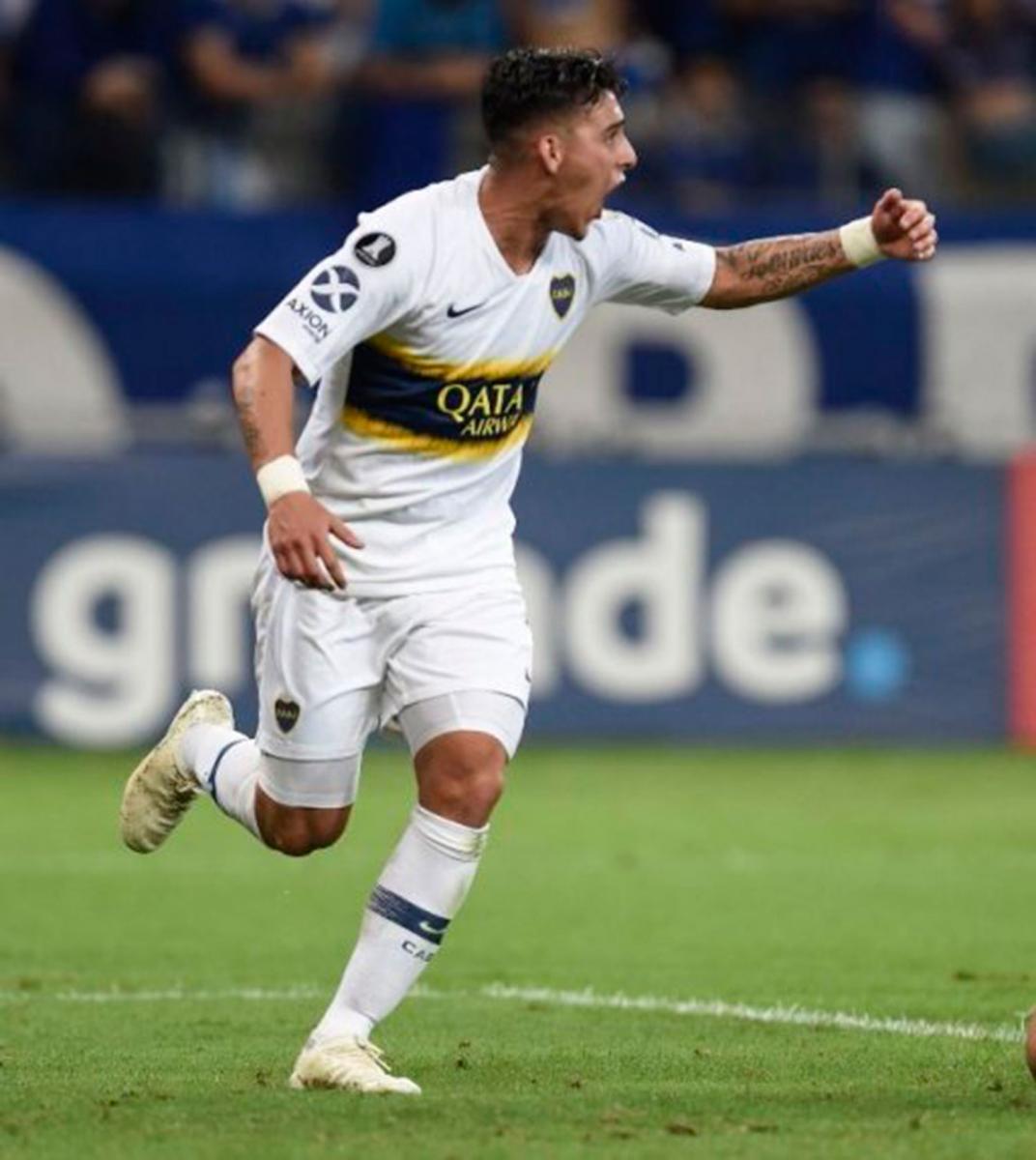 Boca: Alfaro confirmó el equipo que visitará a Godoy Cruz