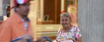 El amor es para siempre: Luisa, la emprendedora callejera, te lo firma