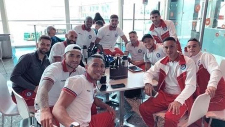 Dabove habló de la odisea de Argentinos Juniors en Venezuela