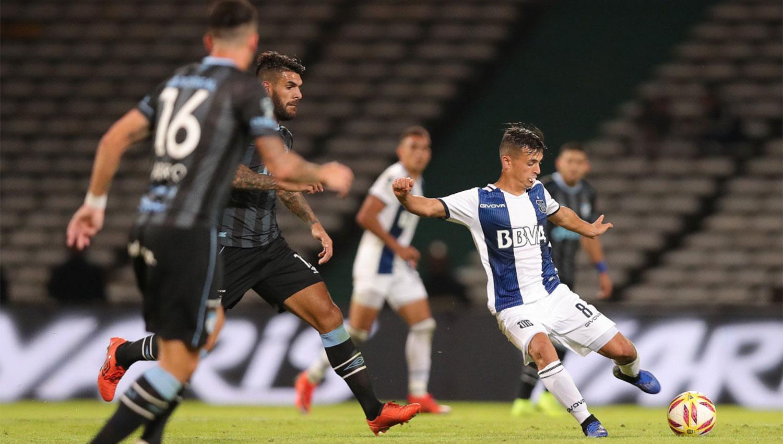 Atlético Tucumán derrotó a Talleres y clasificó