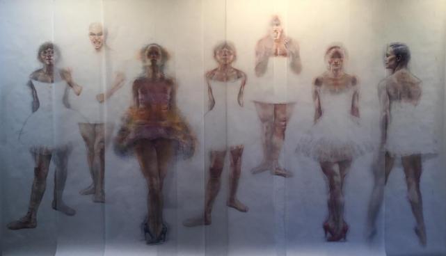 Ricardo Abella El Dibujo Y La Danza Tienen Gran Similitud