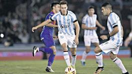 Atlético sumó su quinta derrota consecutiva de visitante