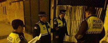 Maley confirmó al jefe de Policía y anunció que la interna no detendrá los cambios en la fuerza