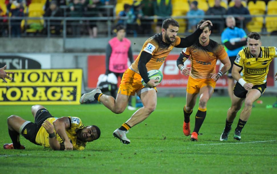 Jaguares venció a Hurricanes — Super Rugby