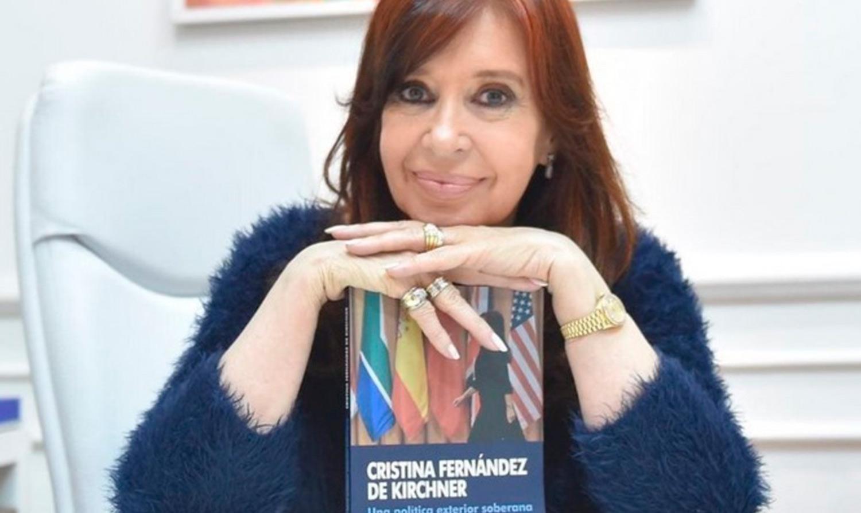 Luego de Sinceramente, Cristina Kirchner lanzó un nuevo libro