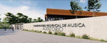Cómo será el nuevo Conservatorio de Música