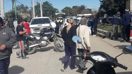 Femicidio en Tafí Viejo: mató a su pareja y se suicidó en la calle