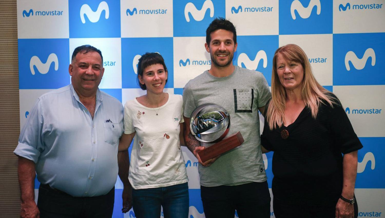 Laprovittola fue elegido MVP y una sorpresa lo emocionó