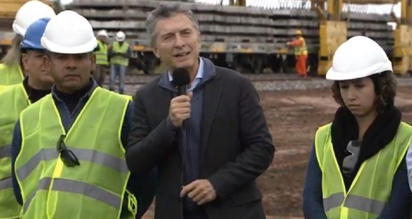 Macri anunció la baja de la tasa de Ahora 12