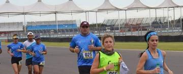 Ultramaratón de Atletismo: se corrieron todo