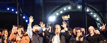 Paliza: el concepto define el triunfo de la dupla Manzur-Jaldo sobre toda la oposición
