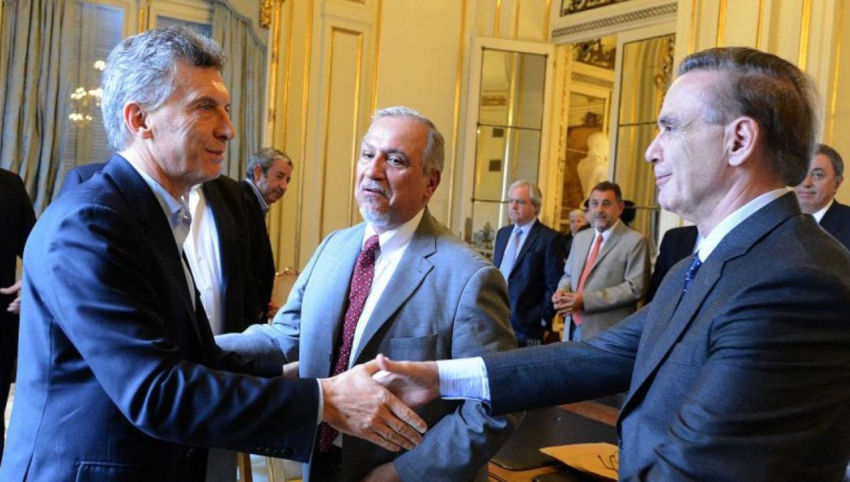 Pichetto es el vice de Macri — Terremoto electoral