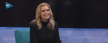 Silvia Elías reconoce que usar acoples fue un error