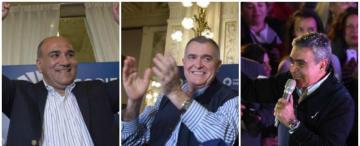 Transición a 2023 con tres apellidos: Manzur, Jaldo y Alfaro