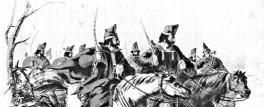 Caos y terror tras la batalla