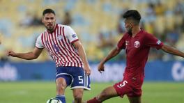 Qatar sorprendió a Paraguay, empató y dejó última en el grupo a la Selección Argentina