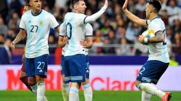 Copa América: Argentina se mide con Paraguay para repuntar en su zona