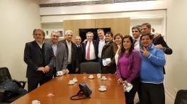 Tres diputados tucumanos sumaron su apoyo a la fórmula que lidera Alberto Fernández