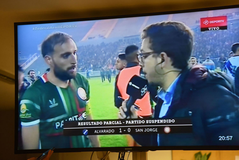 El plantel de San Jorge viajó anoche a Mar del Plata - Deportes