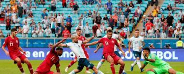 Selección nacional: tomó aire; ahora va por más