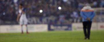 San Jorge perdía y los jugadores decidieron retirarse en protesta a los fallos del árbitro