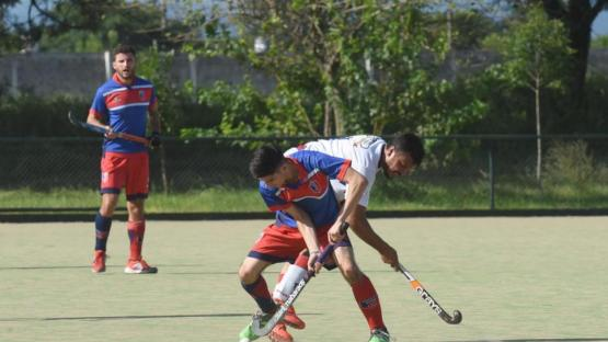 "Hockey masculino: Gymnasium se llevó un triunfazo sobre ""CC"""