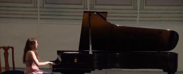 Hoy se revelarán los finalistas del II Concurso Internacional de Piano