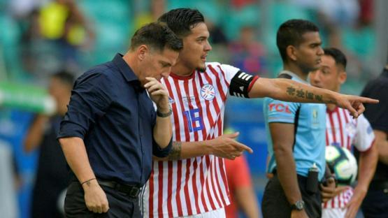 Copa América: Eduardo Berizzo quiere que Paraguay juegue sin inhibiciones