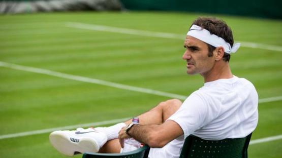 Federer desplazó a Nadal y quedó segundo en el ranking de Wimbledon