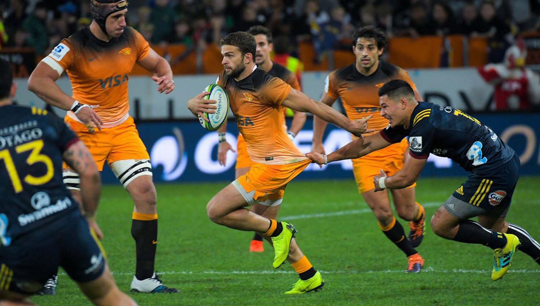 Los Jaguares pasaron a la final del Super Rugby