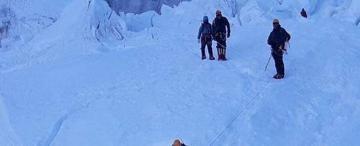 """""""El Everest es mágico, emocionan sus montañas y su inmensidad"""""""