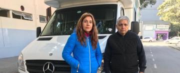 El hombre que fue héroe: Héctor Cisterna rescató a su mujer y le salvó la vida