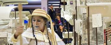Rosa Cuchillo indaga en el mundo de los vivos y de los muertos