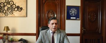 """Daniel Posse: """"hay que designar por concurso al personal de la Justicia de Paz"""""""