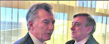 """La batalla de ustedes es mi batalla"", dijo Macri"