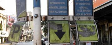 La Provincia y el municipio cuestionan el paro de los colectivos