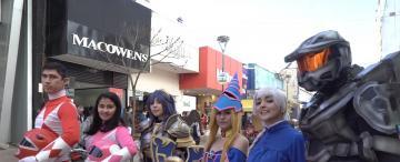 Video: el cosplay pisa fuerte en Tucumán