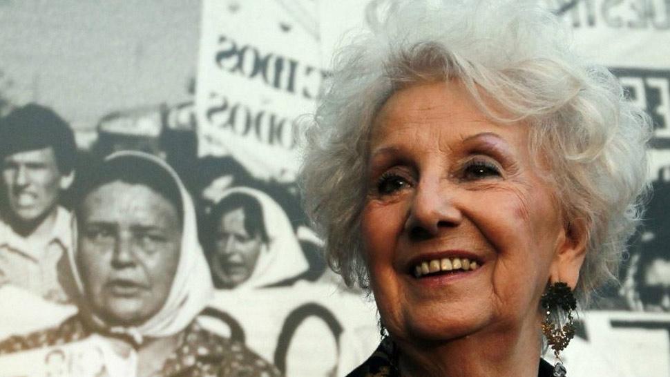 Actualidad: Estela de Carlotto aseguró que Macri