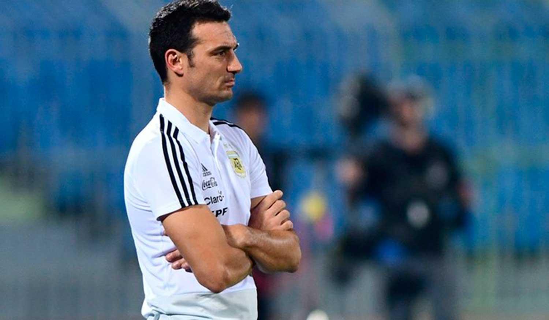 Lionel Scaloni seguirá en la Selección Argentina hasta Qatar 2022
