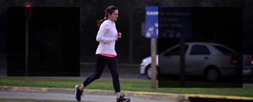 Cómo correr cuando hace frío